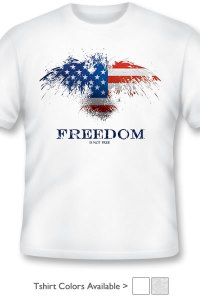 Freedom Tee Made in USA