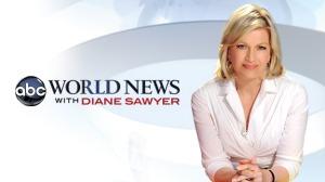world news with diane sawyer